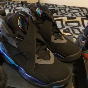 Shoes - Jordan Retro 8 Aqua